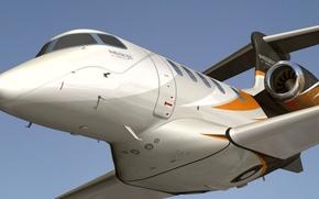 Wallpaper easy, jet, business class, Phenom 300