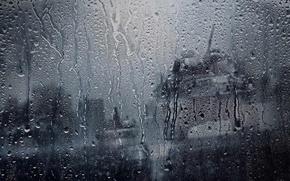 Picture drops, rain, BTR, battlefield 4