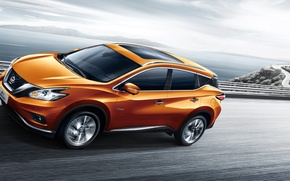 Picture Auto, Machine, Nissan, Car, Car, Murano