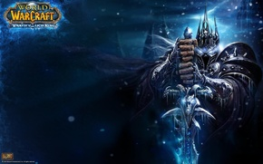 Wallpaper WoW, Lich King, Lich King, World of Warcraft
