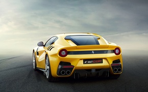 Picture supercar, berlinetta, spezzare, Ferrari F12berlinetta, F12tdf