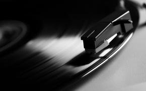 Picture music, vinyl, turntables