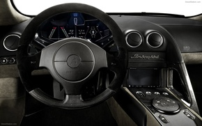 Picture interior, Reventon, lamborghini, salon, interiors