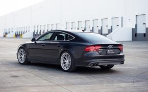 Picture Audi, Audi, black, black