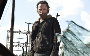 Picture The Walking Dead, Rick Grimes, The walking dead, Andrew Lincoln, Andrew Lincoln, Rick Grimes