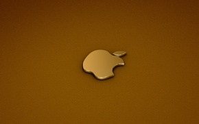 Wallpaper apple, logo