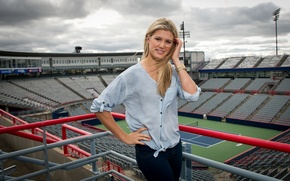 Picture Tennis, Tennis, Eugenie Bouchard, Eugenie Bouchard