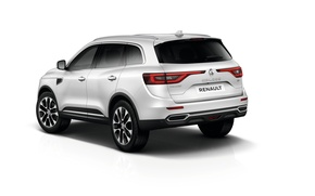 Wallpaper Koleos, Koleos, background, Renault, Reno, crossover