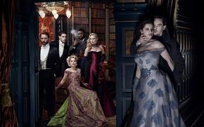 Picture the series, Dracula, Dracula, Jonathan Rhys Meyers, Jonathan Rhys Meyers, Jessica De Gau