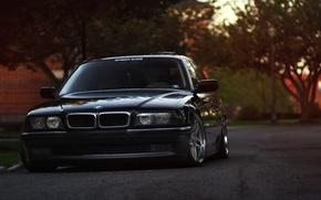 Picture BMW, E38, 7