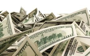 Picture green, money, dollars, bills, fortune
