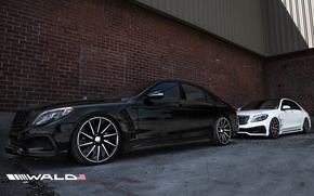 Picture TUNING, WALD, MERCEDES, BENZ, BLACK BISON, W222, S-CLASS