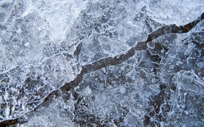 Wallpaper line, Ice