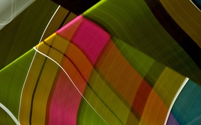 Picture rays, line, pattern, strip, color, texture