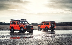 Picture two, Land Rover, Defender, Adventure
