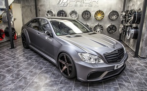 Picture Mercedes, Mercedes, Drives, Prior Design