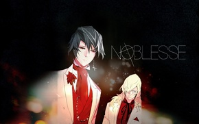 Picture Frankenstein, comic books, Noblesse, The nobility, Cadis Di Raizel Got Some Walking After My