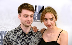 Picture Daniel Radcliffe, 2014, What If, Zoe Kazan, New York Film Critics Series
