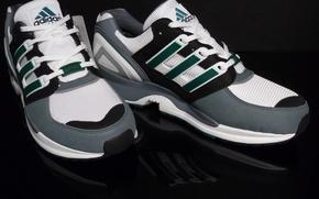 Picture retro, reflection, Adidas, 2011, sneakers, Adidas, Retro, Support, EQT