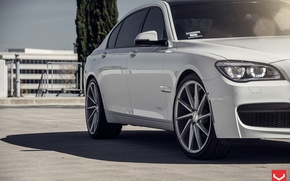 Picture BMW, BMW, 7 Series, Vossen, CVT Wheels