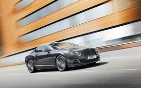Picture Bentley, Continental, Speed