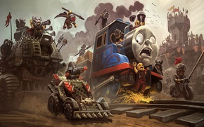 Picture weapons, castle, train, motorcycle, railroad, LEGO, car, Lego, Mad Max, Fury Road, Mad Max: fury …