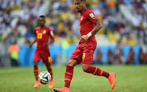 Picture football, club, form, player, football, player, Sport, FC Barcelona, FC Barcelona, Ghana, Ghana, World Cup …