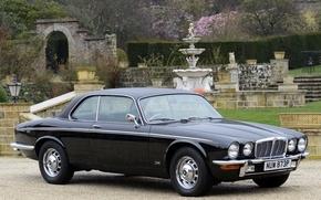 Picture auto, style, retro, Jaguar, Jaguar, retro, 1975, XJ6C, series II