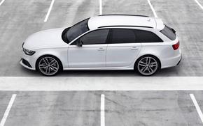 Picture Audi, Quattro, Before, RS6