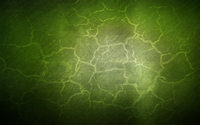 Wallpaper darkish, green, texture, light, strip, line