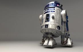 Wallpaper robot, R2D2, star wars