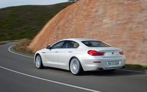 Picture BMW, Gran Coupe, Back, 650i, 2015
