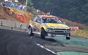 Picture Drift, AE86, AE86 Drift, Trueno, Toyota AE86, Toyta, Toyota Drift, Toyota Trueno