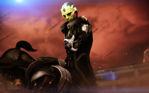 Picture mass effect, Thane Krios, Drell, When The Leng