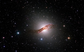 Picture galaxy, Centaurus A, NGC 5128