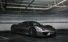 Picture Porsche, the, Spyder, 918, Undergound