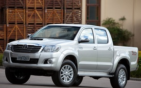 Picture Japan, Grey, Wallpaper, Japan, Toyota, Car, Pickup, Auto, Hilux, Wallpapers, Toyota, Hilux, Picup, SR5, СР5, …