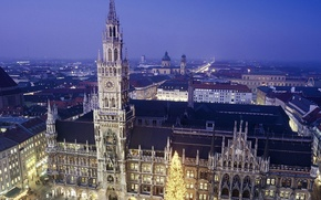 Picture Germany, Area, Munich