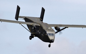Picture the plane, transport, easy, Short SC.7, Skyvan