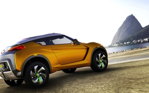 Picture Nissan, extreme, crossover