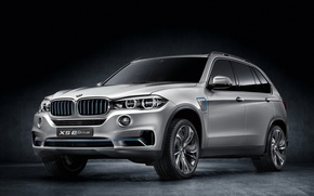 Picture Concept, background, BMW, BMW, the front, eDrive, Iks5