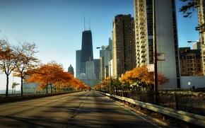 Picture the city, Chicago, USA, Chicago, illinois, Illinois