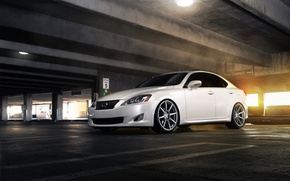 Picture white, Lexus, white, Lexus, IS250