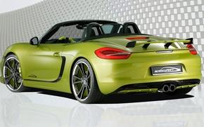 Picture Porsche, convertible, SpeedART, Boxster S