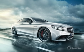 Picture coupe, Mercedes-Benz, Mercedes, Coupe, 2014, S-Class, C217