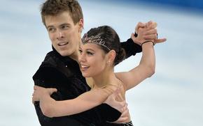 Picture smile, movement, dance, figure skating, Russia, Sochi 2014, Nikita Katsalapov, The XXII Winter Olympic Games, …