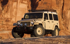 Picture Concept, jeep, the concept, Africa, Wrangler, Jeep, 2015, Wrangler