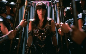 Picture Queen, Warrior, Princess, Xena, Lucy Lawless, Lucy Lawless, Xena