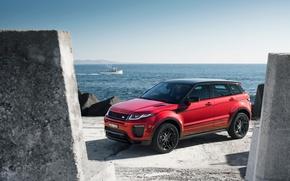 Wallpaper Evoque, land Rover, range Rover, Land Rover, Range Rover, Ewok