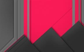 Picture red, red, carbon, grey, black, grey, modern, black, carbon, modern, Zero, https://vk.com/greenblueforest